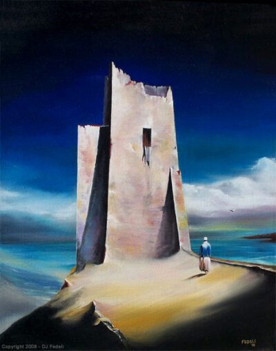 Jerichos Tower