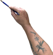 hand-arm-painting-shadow