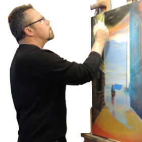 Painterly